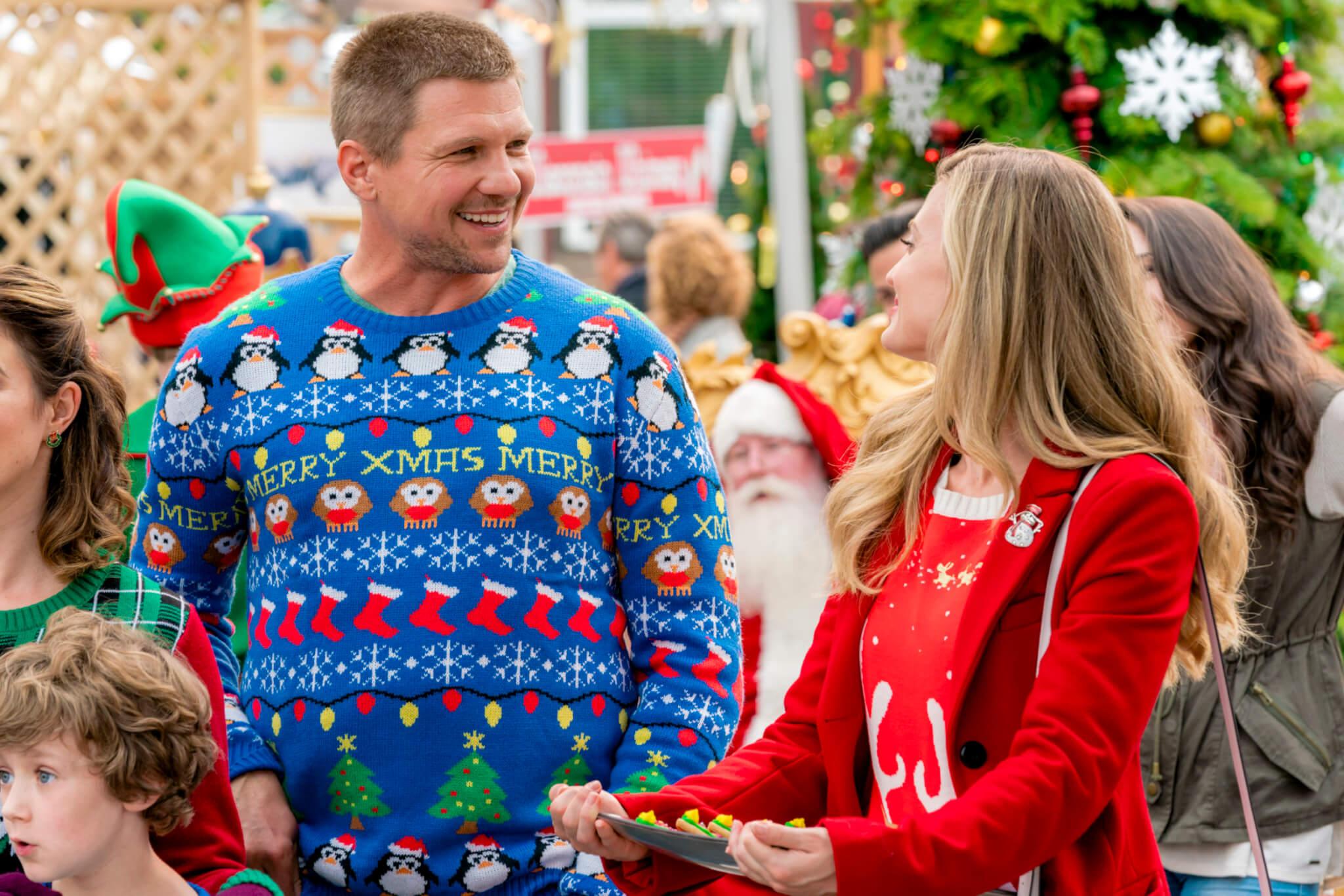 Miss Christmas TELUS Optik TV