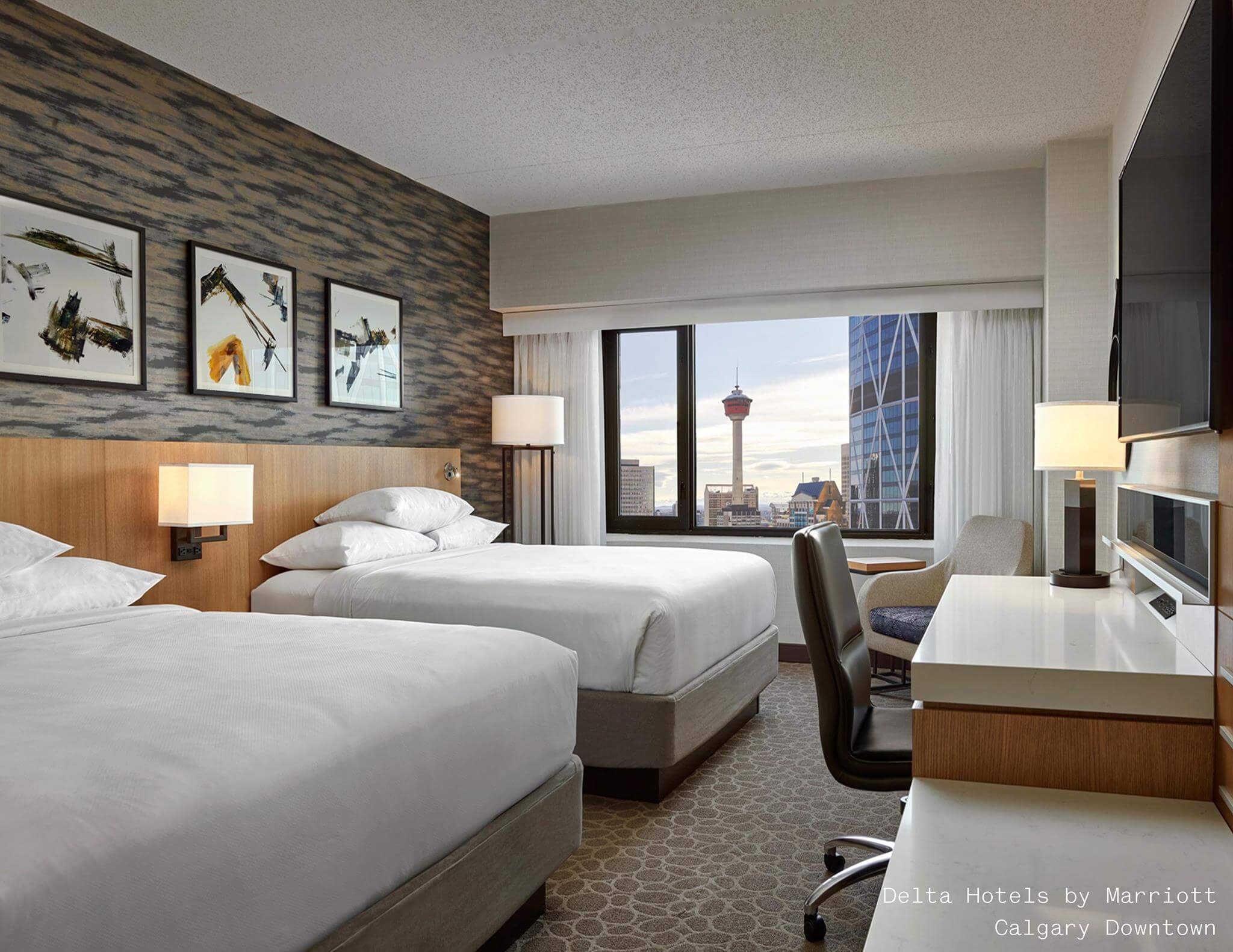 Delta Hotels by Marriott Calgary Downtown Tourism