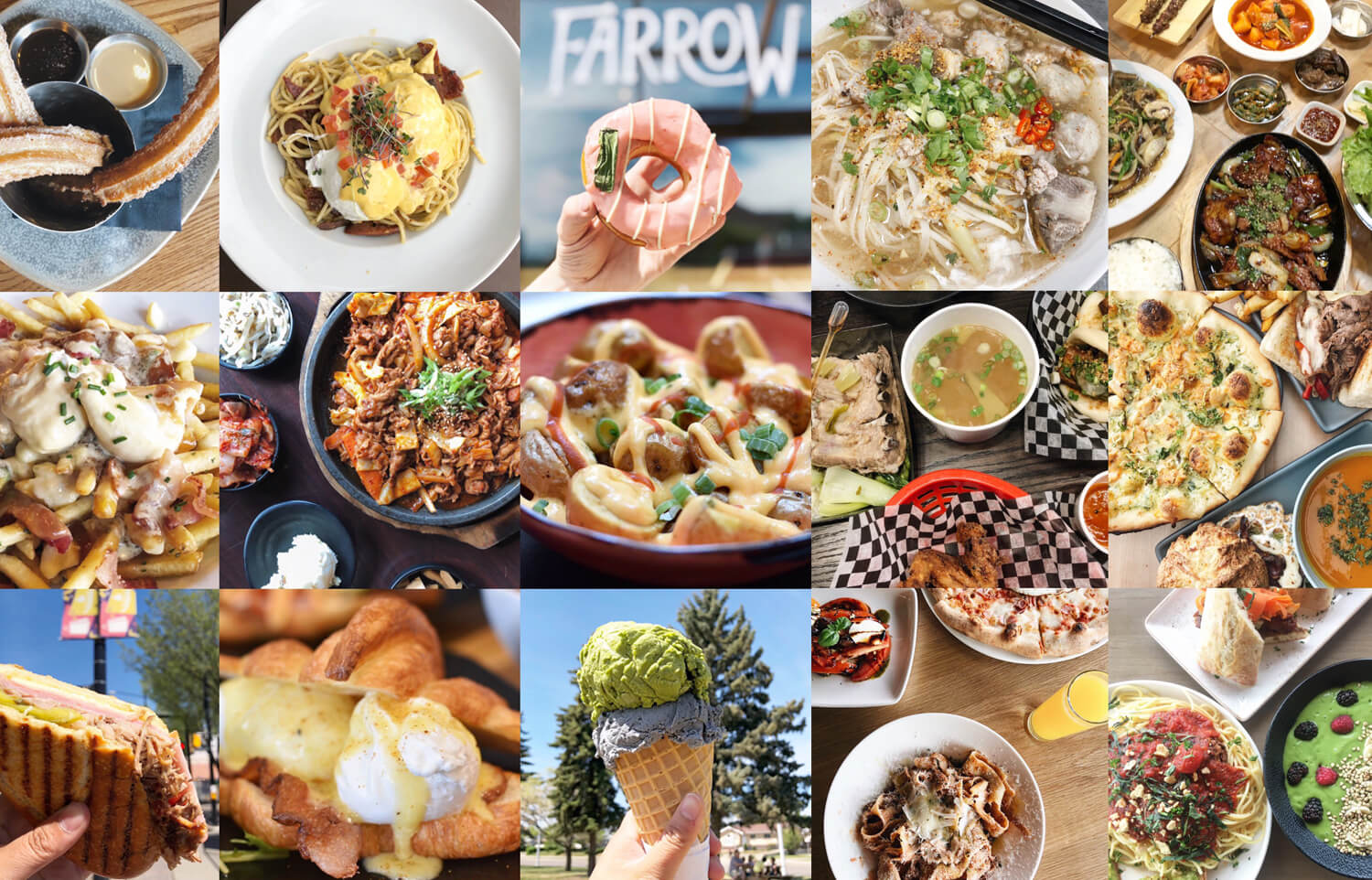 Explore Edmonton Year In Review Eats Dining Out Restaurants Food