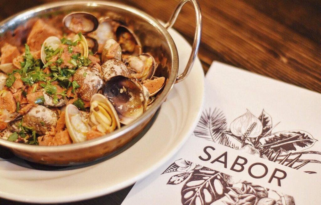 SABOR Seafood Restaurant Edmonton
