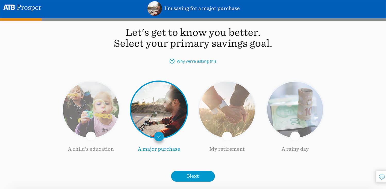 ATB Financial ATB Prosper Investment Tool