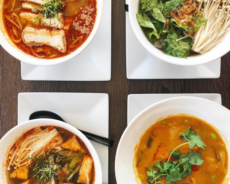 An Chay Vegetarian Vietnamese Restaurant Edmonton