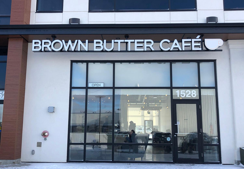 Brown Butter Cafe Edmonton