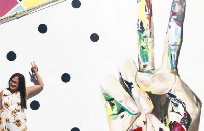 Linda Hoang Blog Year in Review Travel Food Instagrammable Walls Explore Edmonton Alberta
