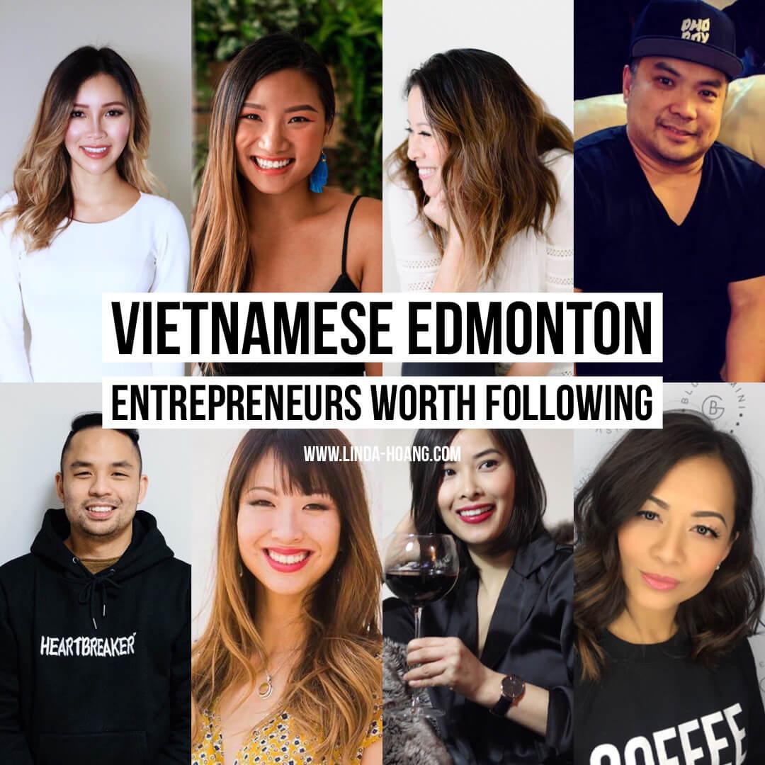 Vietnamese Entrepreneurs Edmonton Small Business Owners