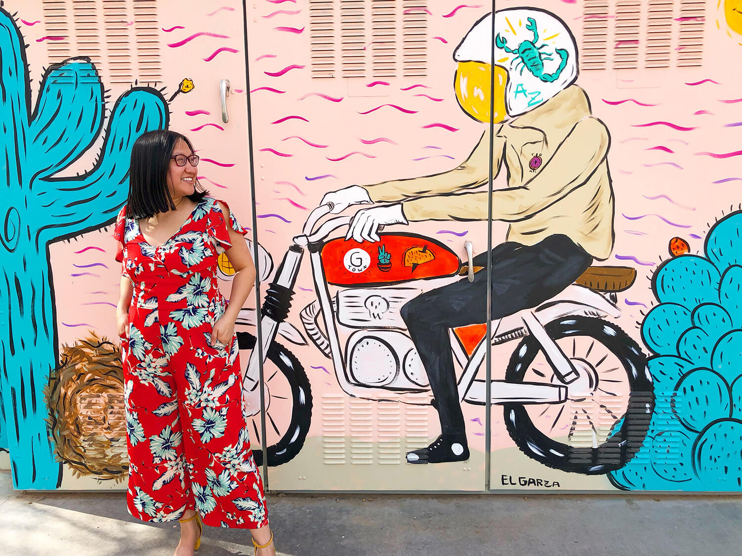 Instagrammable Walls of Mesa Arizona Murals Travel Visit Mesa