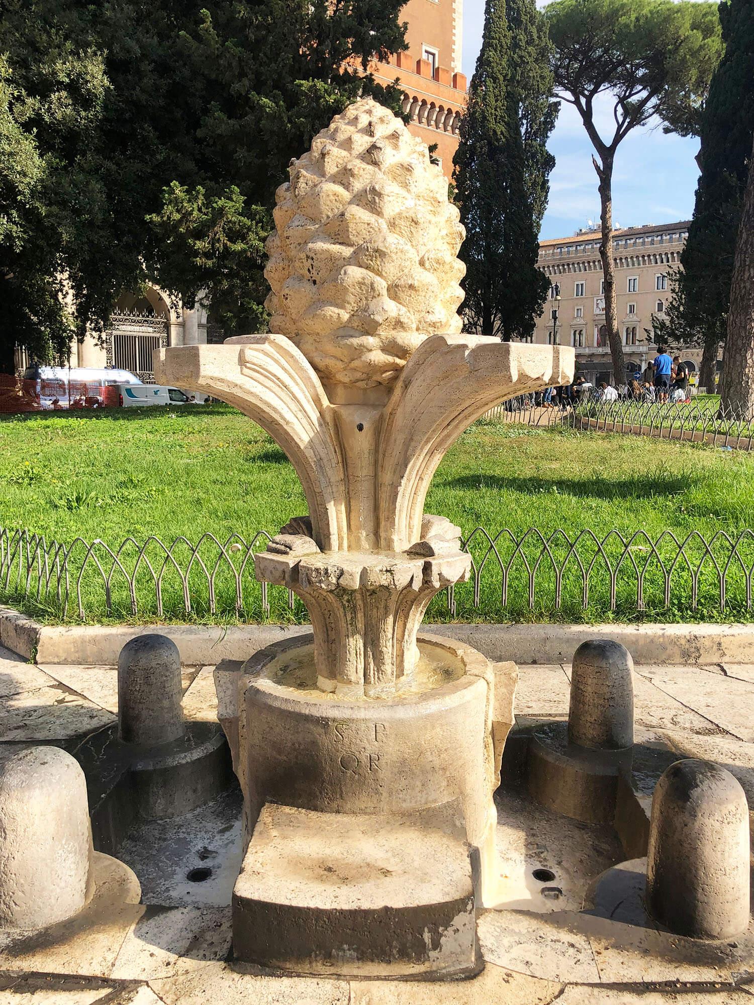 Rome Public Fountains Ancient Nasone Explore Travel Italy