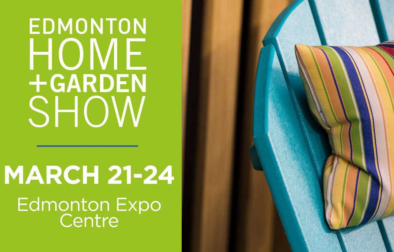 Edmonton Home Garden Show March 2019