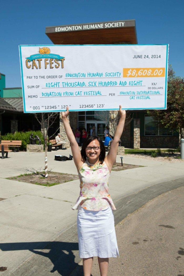 Linda Hoang Cat Festival
