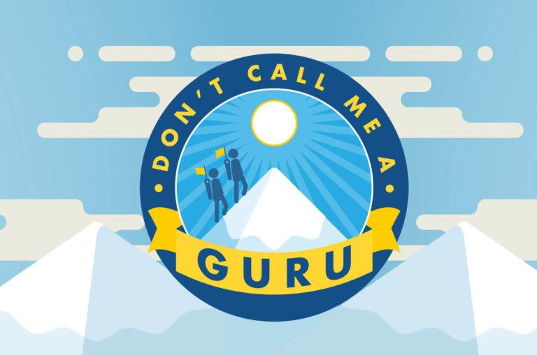 Don't Call Me a Guru Social Media Podcast