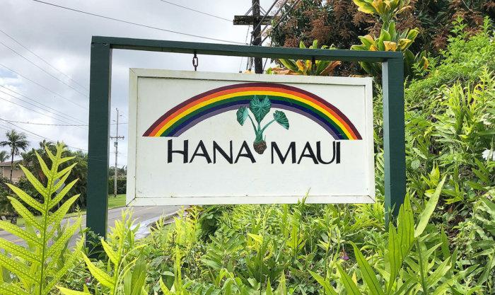 Tips for Taking The Road To Hana Maui Hawaii Travel Guide Hana Town