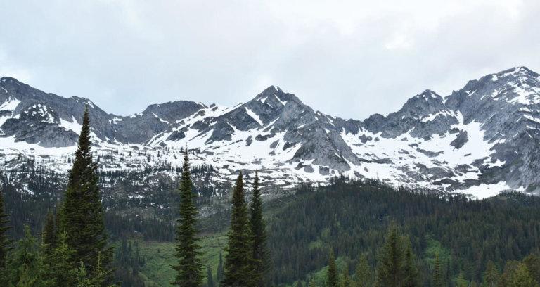 Island Lake Lodge Fernie British Columbia Kootenays Explore Header