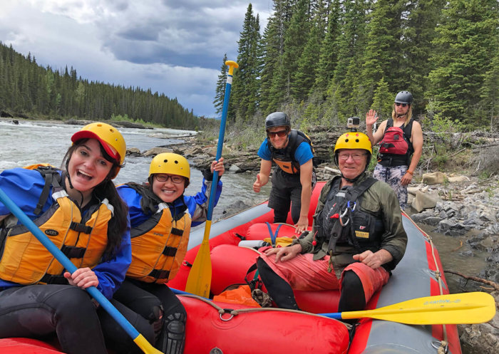 West Country Explore Alberta Town of Sundre Travel Guide Mukwah White Water Rafting