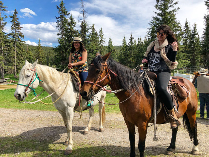 West Country Explore Alberta Town of Sundre Travel Guide Sunset Guiding and Backcountry Retreat Horseback Riding
