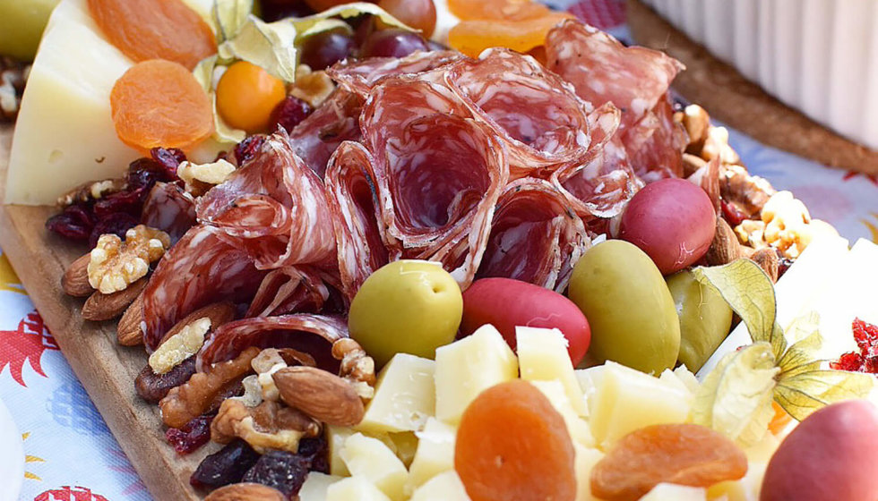 Edmonton - Italian Centre Shop - Home Entertaining - Patio Party - Cooking - Easy Recipes Build Your Own Charcuterie Board