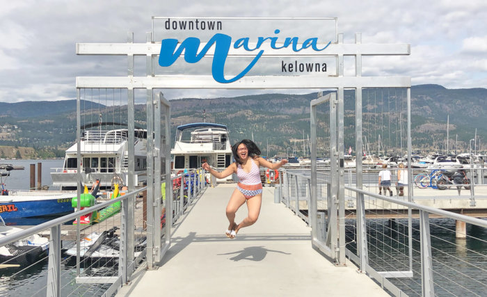 Explore Kelowna - British Columbia - BC - AMA Travel - Best Western - Downtown Kelowna Marina