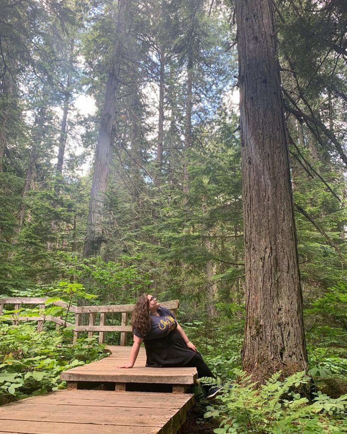 Giant Cedars Boardwalk Trail - Revelstoke British Columbia - Explore BC - AMA Travel Road Trip - Best Western