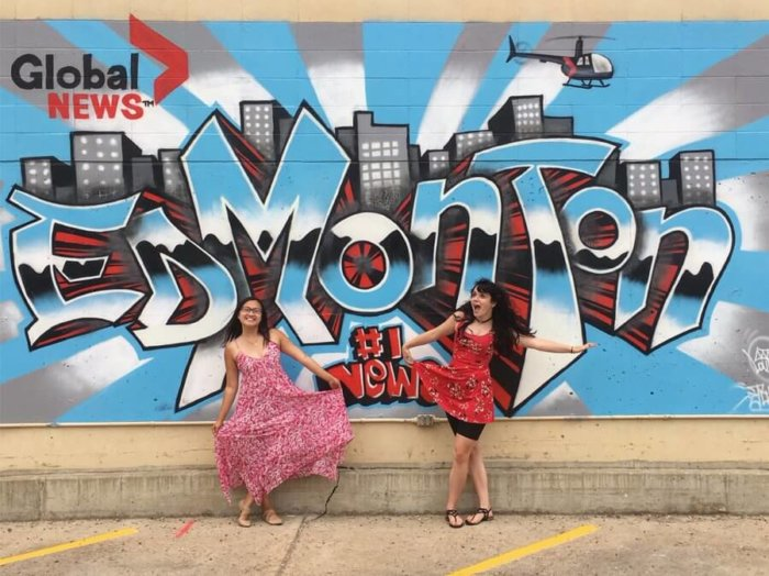 Instagrammable Walls - Edmonton - Tours