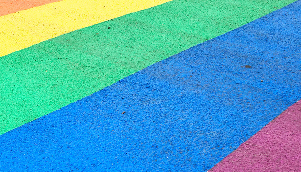 K-Days Pride Banner Edmonton Alberta