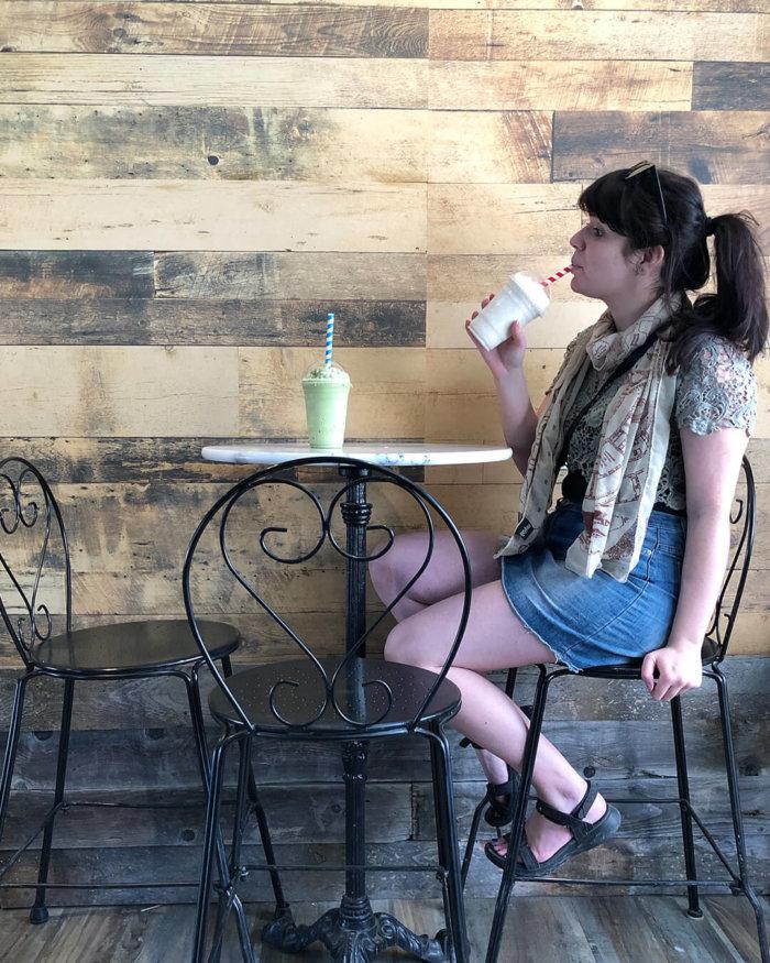 Travel Guide - Sundre Explore Alberta - Backwoods Bakery and Cafe