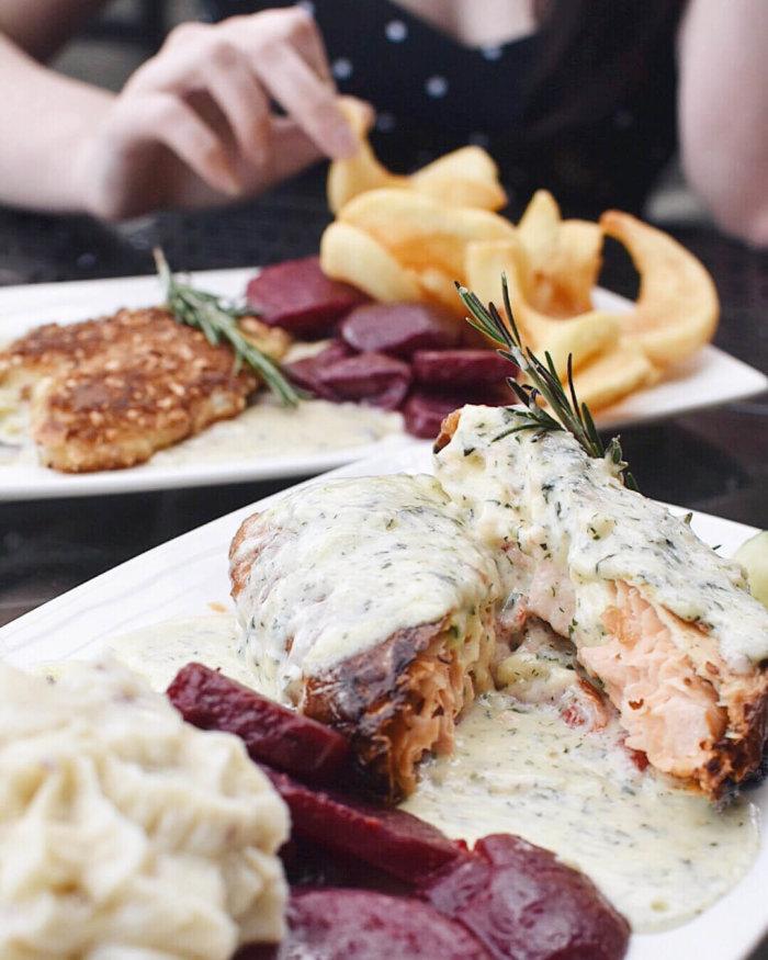 Travel Guide - Sundre Explore Alberta - Original T's - Food - Restaurant