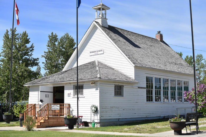 Travel Guide - Sundre Explore Alberta - Pioneer Village Museum