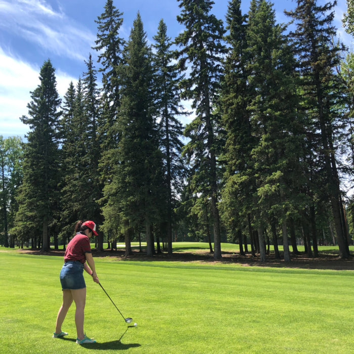 Travel Guide - Sundre Explore Alberta - Sundre Golf Club