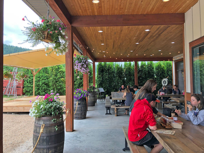 Explore Vernon - Discover British Columbia - North Okanagan - BX Press Cidery