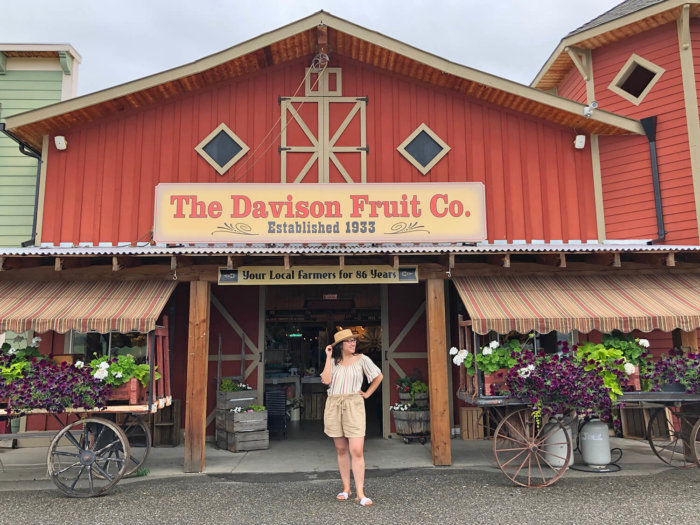 Explore Vernon - Discover British Columbia - North Okanagan - Davison Orchards