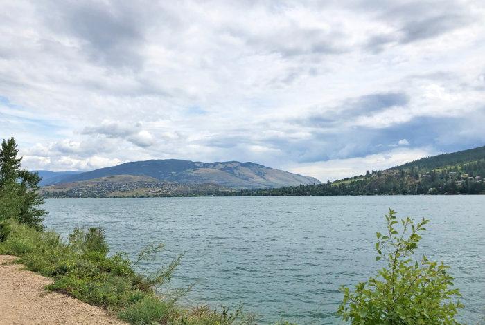 Explore Vernon - Discover British Columbia - North Okanagan - Kalamalka Lake