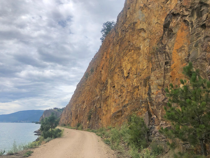 Explore Vernon - Discover British Columbia - North Okanagan - Okanagan Rail Trail