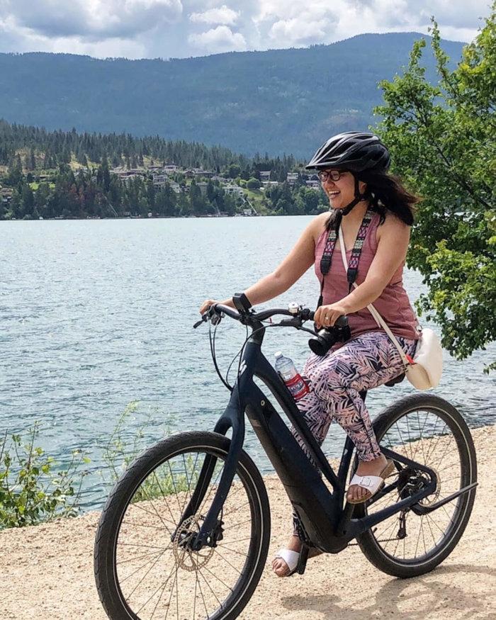 Explore Vernon - Discover British Columbia - North Okanagan - Rail Trail