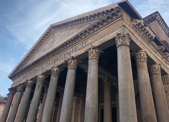Pantheon - Explore Italy - Travel Europe - Tips for Travelling to Italy