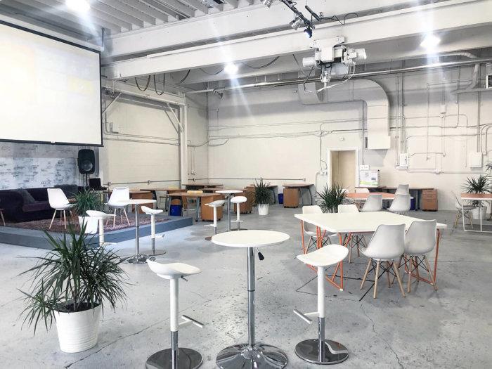 The Creative Hive - Coworking - Edmonton - Cowork Space - Edmonton Small Business and Entrepreneurs