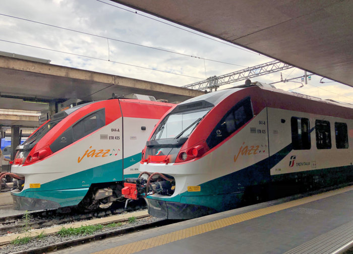 TrenItalia Italy Train - Explore Italy - Travel Europe - Tips for Travelling Italy