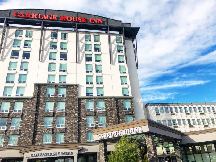 Explore Alberta - Capture Calgary - Tourism Calgary - The Carriage House Inn - Hotels