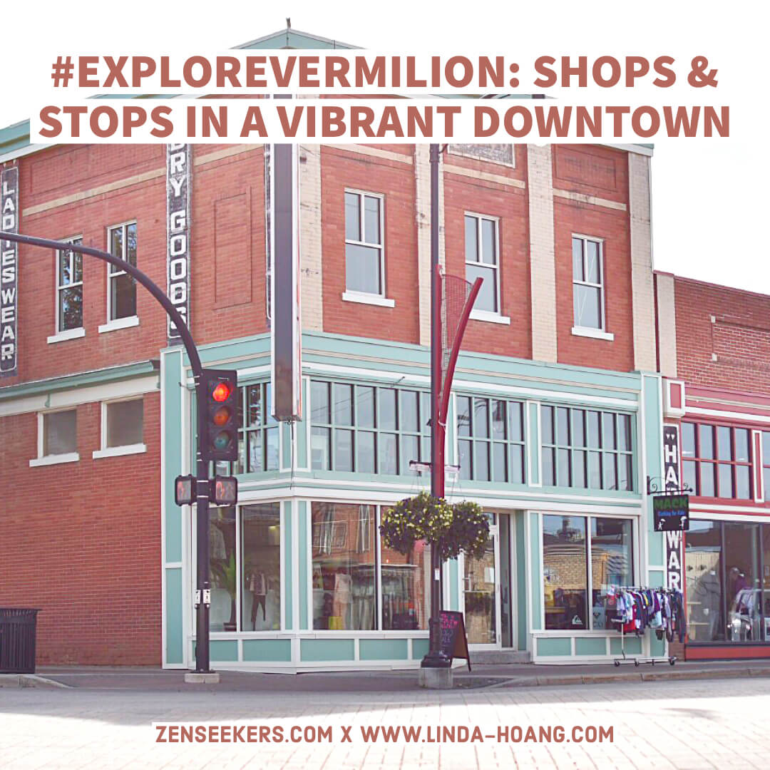 Explore Vermilion - Downtown Vermilion - Explore Alberta - East of Edmonton - Travel Guide - Shopping - Restaurants
