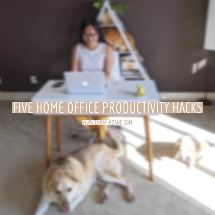 Home Office Productivity Hacks - TELUS Boost Wifi Internet - Home Business Tips
