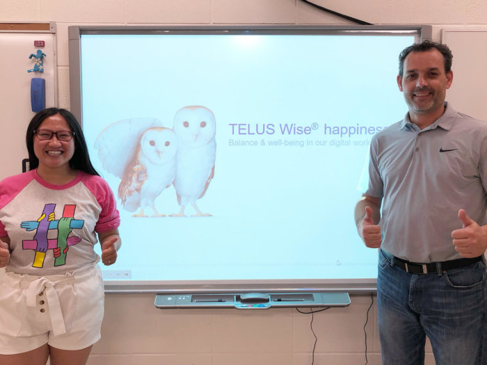 TELUS Wise Happiness Workshop - Edmonton