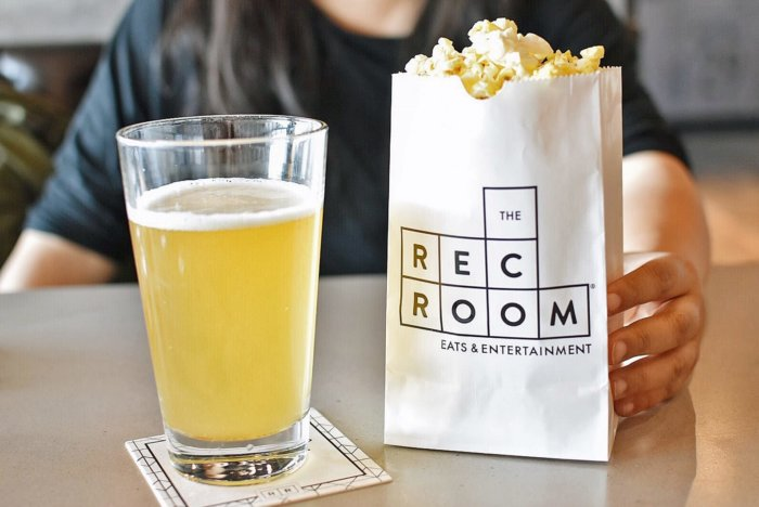 The Rec Room West Edmonton Mall - Fall Plates and Pairings Menu - Explore Edmonton Food Drinks