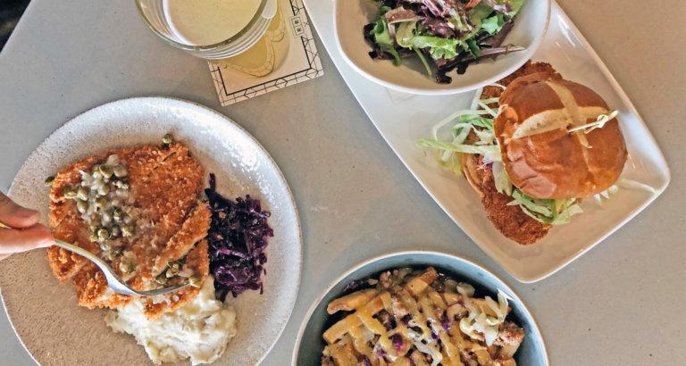 The Rec Room West Edmonton Mall - Fall Plates and Pairings Menu - Explore Edmonton Food Drinks