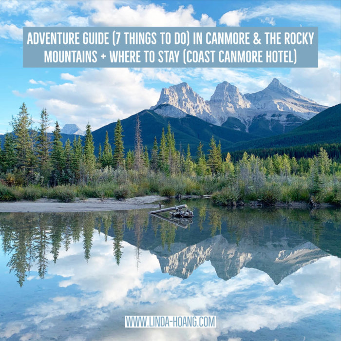 Travel Guide - Canmore Rocky Mountain Adventures - Things to Do - Explore Alberta - Coast Canmore Hotel