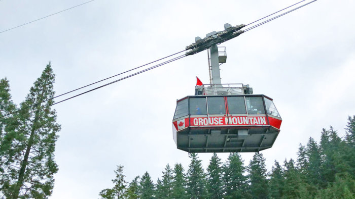 Grouse Mountain - Skyride - North Vancouver - Instagrammable Travel Explore British Columbia