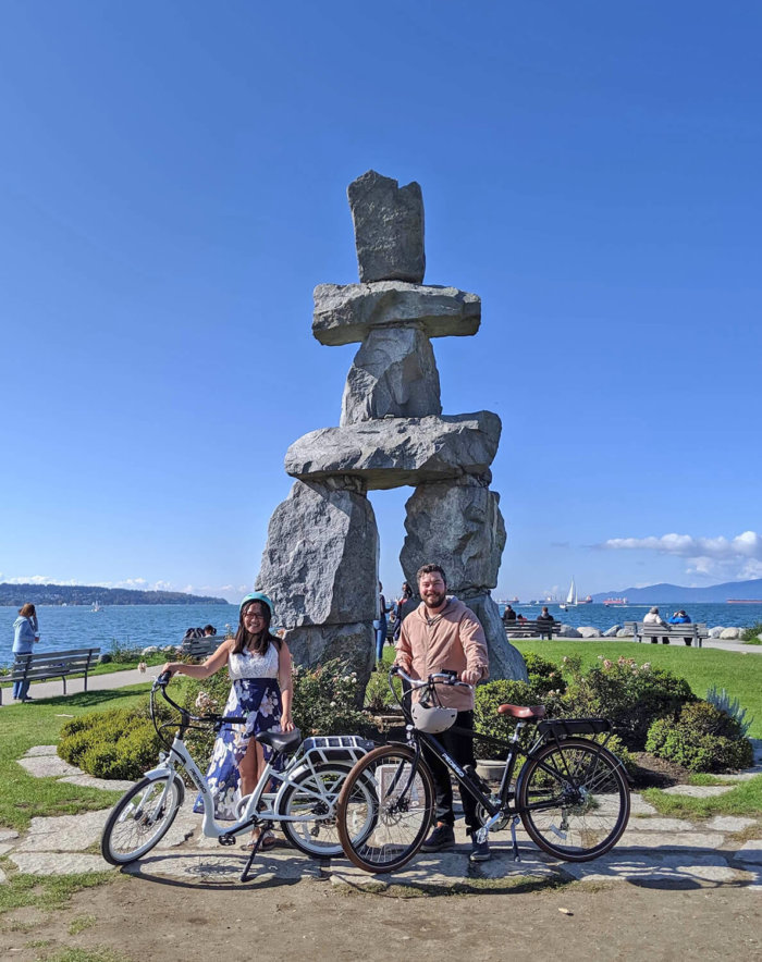 Kitsilano Vancouver Shop West 4th Ave - Hello BC - Explore British Columbia - Inside Vancouver - Pedego E-Bike Rentals