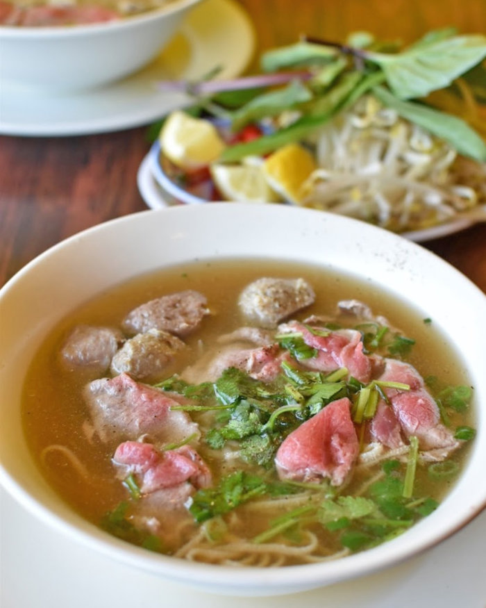 King Noodle House Pho Hoang Chinatown Edmonton Food Pho