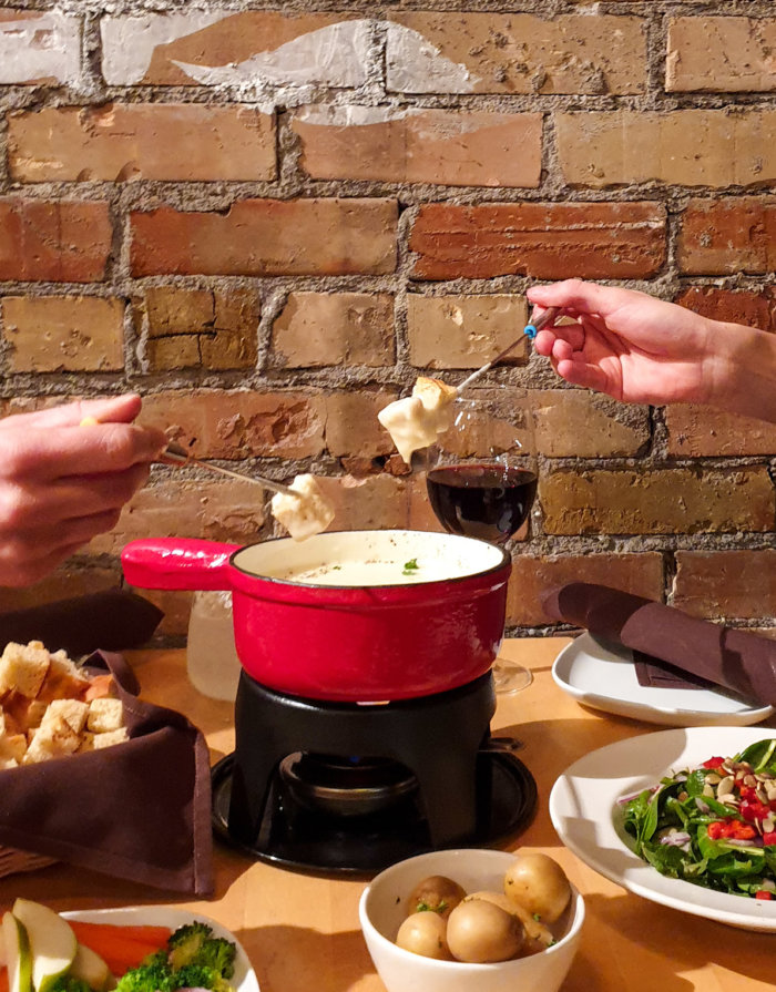 The Loaf Fondue Restaurant Fernie BC