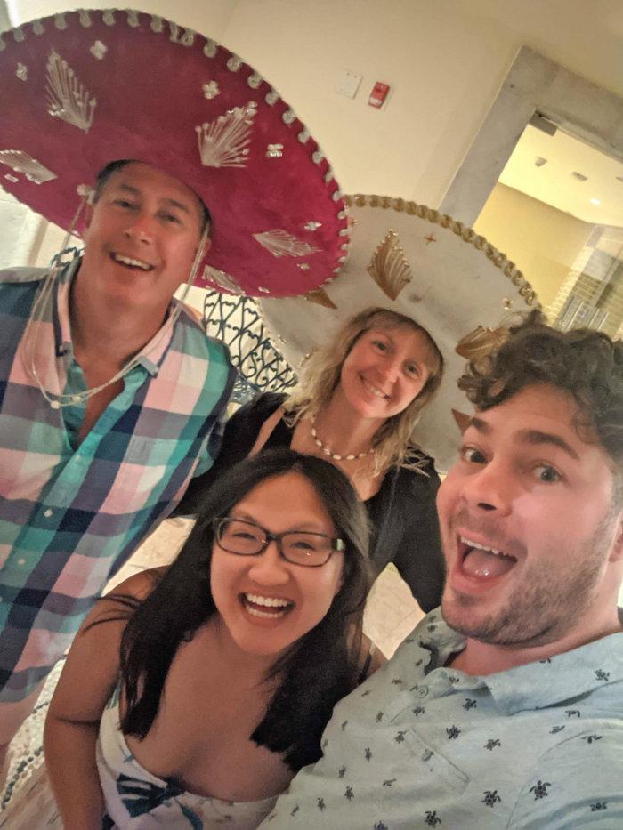 Dreams Riviera Cancun - All Inclusive Resort Mexico - New Friends