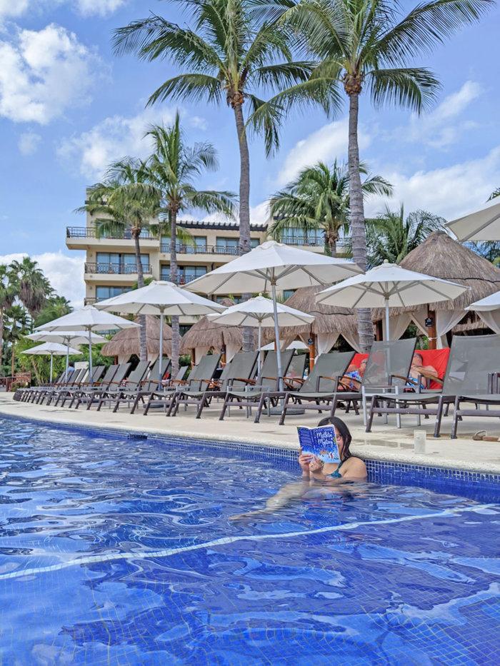 Dreams Riviera Cancun - All Inclusive Resort Mexico - Pool