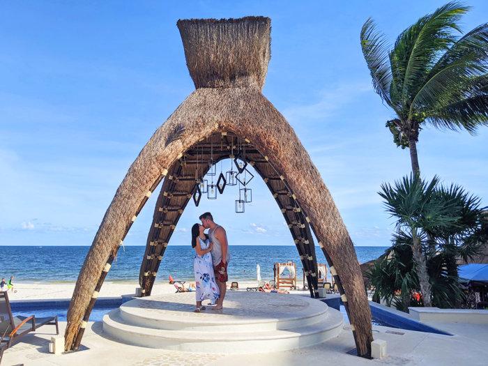 Dreams Riviera Cancun - All Inclusive Resort Mexico - Wedding Honeymoon Resort