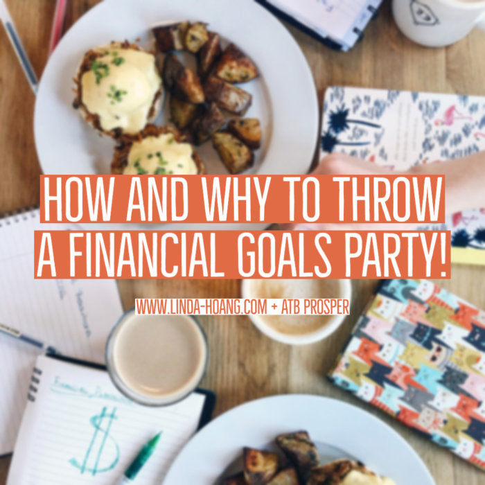 ATB Financial ATB Prosper - Financial Resolutions Goals Party - Budgeting - Saving - Tips